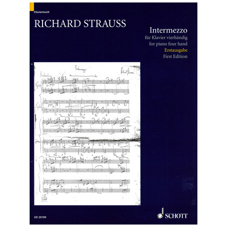 Strauss, R.: Intermezzo F-Dur