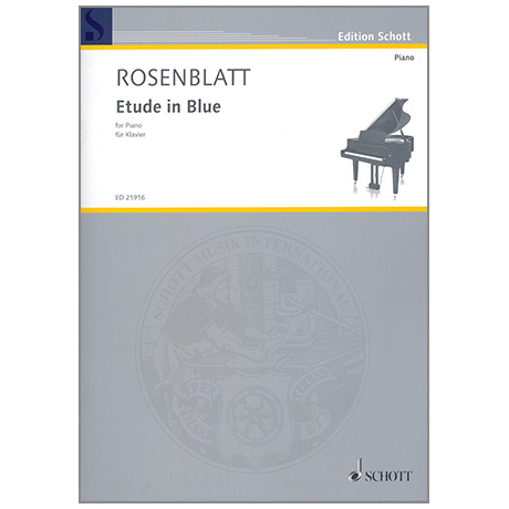 Rosenblatt, A.: Etude in Blue
