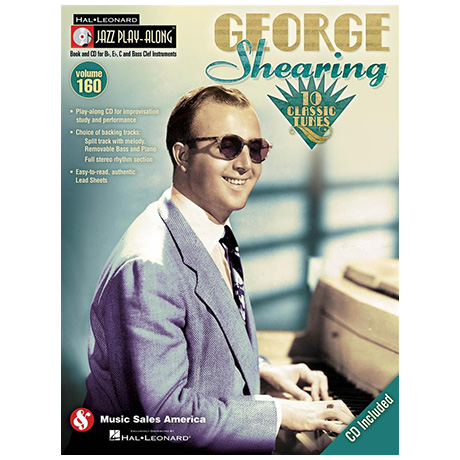 George Shearing (+CD)