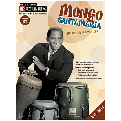 Mongo Santamaria (+CD)