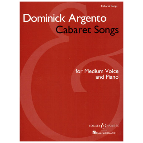 Argendo: Cabaret Songs