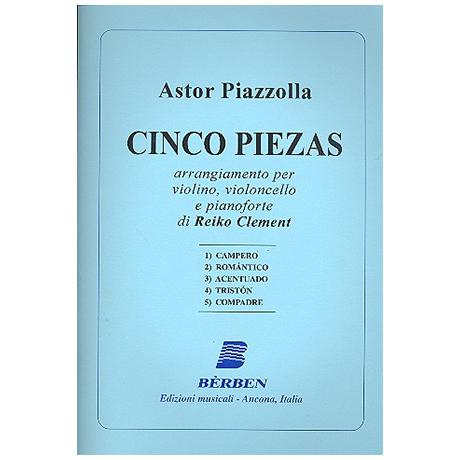 Piazzolla, A.: Cinco Piezas