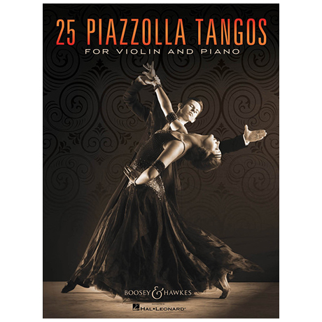 Piazzolla, A.: 25 Piazzolla Tangos