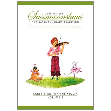 Sassmannshaus, E.: Early Start on the Violin Vol. 1