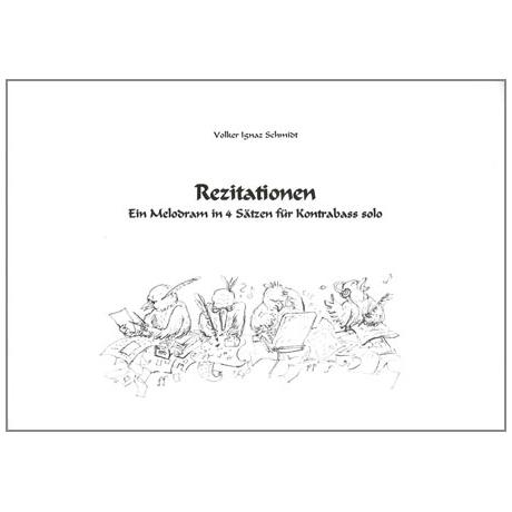 Schmidt, V.I.: Rezitationen (+CD)
