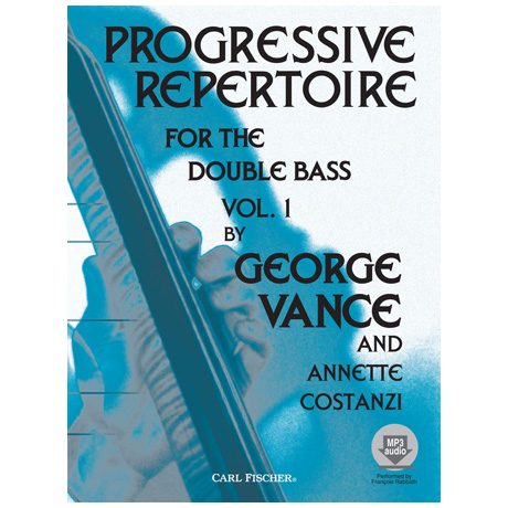 Vance, G.: Progressive Repertoire Band 1 (+Online Audio)