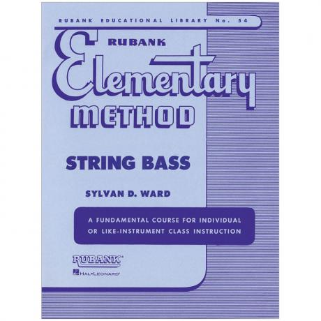Rubank Elementary Method for Bass