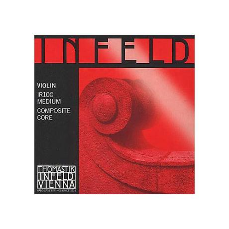 THOMASTIK Infeld red violin string E