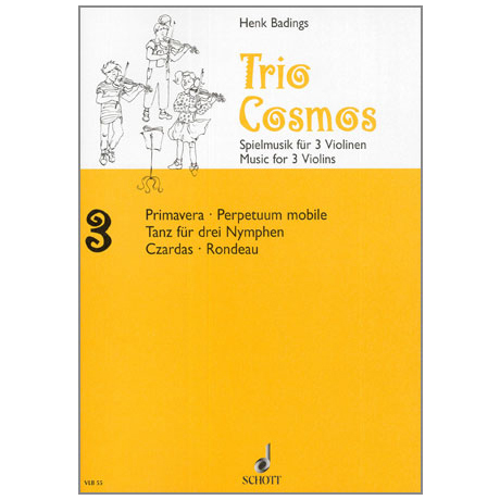 Badings, H. H.: Trio-Cosmos Nr. 3
