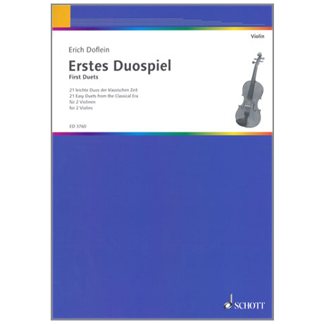 Doflein, E.: Erstes Duospiel