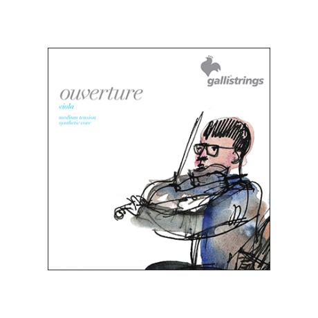 GALLI STRINGS Ouverture viola strings SET