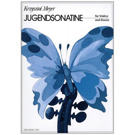 Meyer, K.: Jugendsonatinen Op. 55a