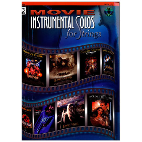 Movie Instrumental Solos (+CD)