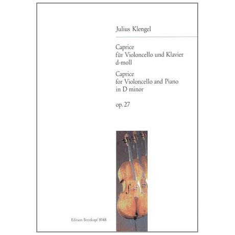 Klengel, J.: Caprice Op. 27