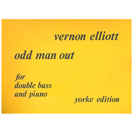 Elliott, V.: Odd Man out