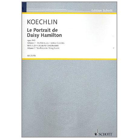 Koechlin, Ch.: Le Portrait de Daisy Hamilton Op. 140 (1934-1938)