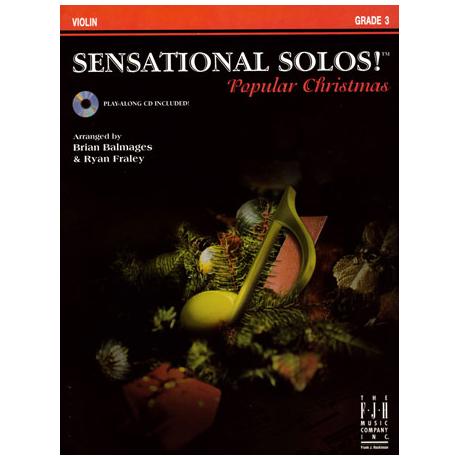 Sensational Solos – Popular Christmas (+CD)
