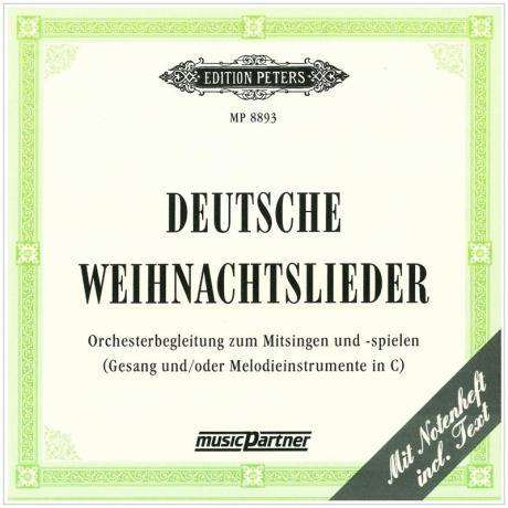 Deutsche Weihnachtslieder (+CD)