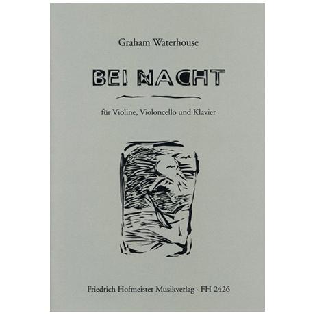 Waterhouse, G.: Bei Nacht Op. 50