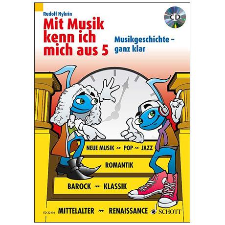 Mit Musik kenn ich mich aus Band 5 (+CD)