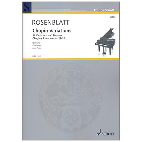 Rosenblatt, A.: Chopin-Variations