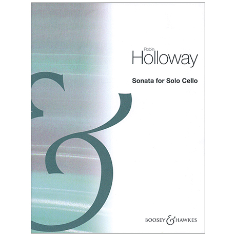 Holloway, R.: Violoncellosonate Op. 91