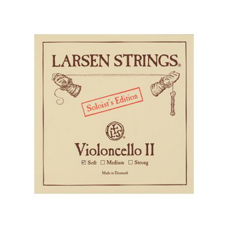 LARSEN Soloist cello string D