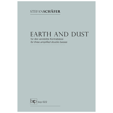 Schäfer, S.: Earth And Dust