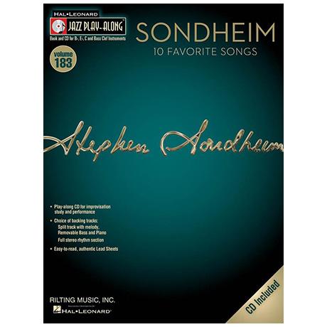 Stephen Sondheim (+CD)