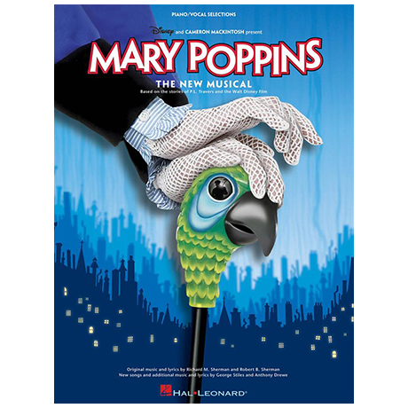 Mary Poppins – The New Musical