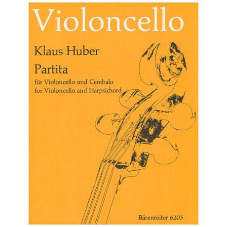 Huber, Klaus: Partita (1954)