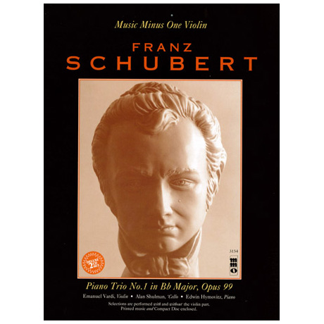 Schubert: Piano Trio No. 1 Bb major op.99 (+2CDs)