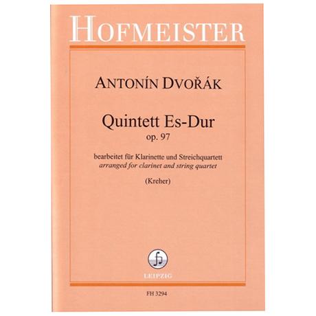 Dvořák, A.: Quintett Op. 97 Es-Dur