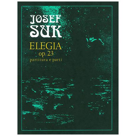 Suk, J.: Elegie Op. 24