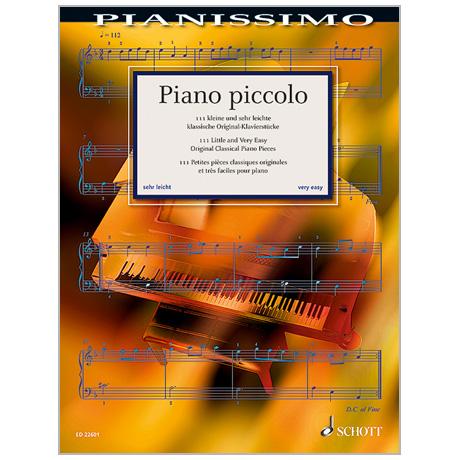 Heumann, H.-G.: Piano piccolo