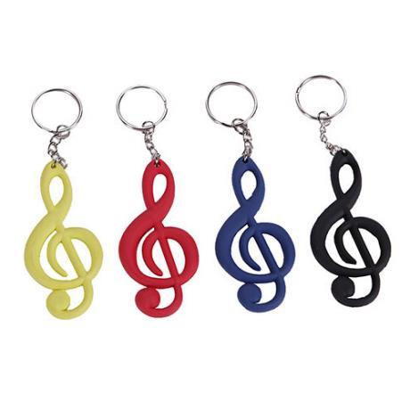 Keyring pendant key
