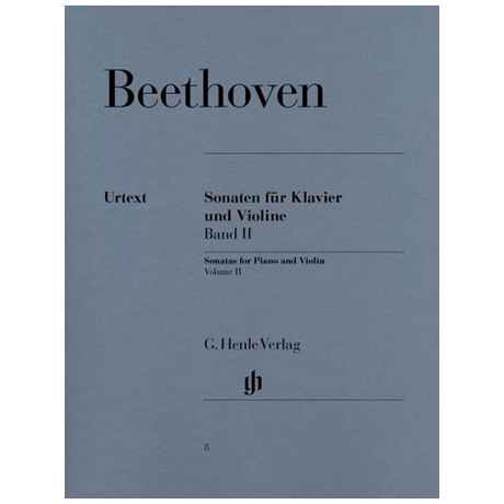 Beethoven, L. v.: Violinsonaten Band 2 Op. 30, Op. 47, Op. 96