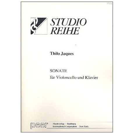 Jaques, T.: Sonate