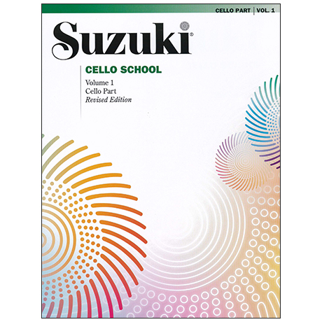 Suzuki Cello School Vol. 1