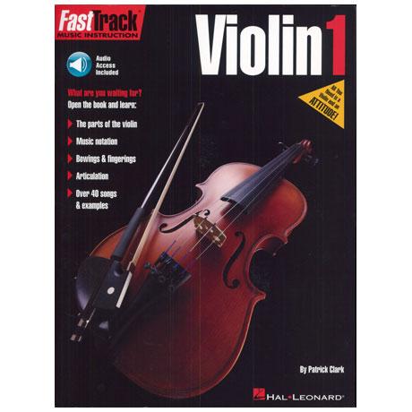 FastTrack – Violin Method 1