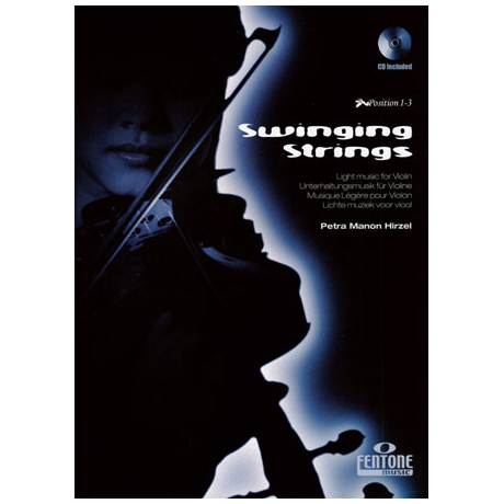 Hirzel, P. M.: Swinging Strings (+CD)