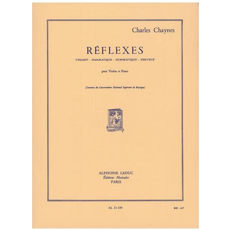 Chaynes, Ch.: Réflexes