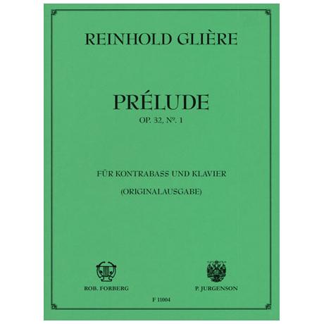 Glière, R.: Prélude Op. 32/1
