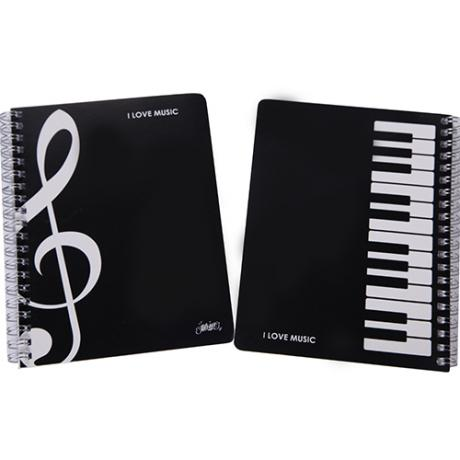 Notebook blacky