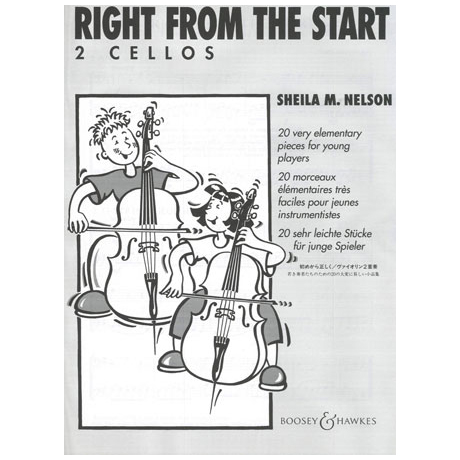 Nelson, S. M.: Right from the start