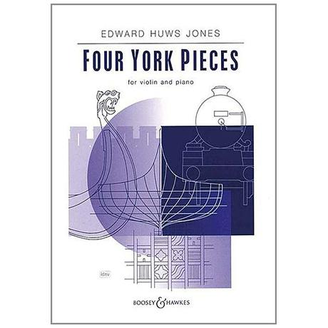 Jones, E. H.: Four York Pieces