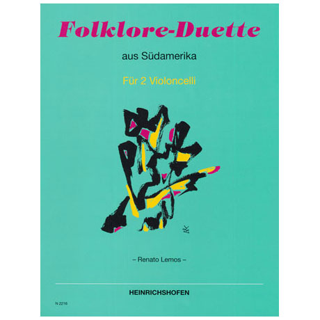 Folklore-Duette aus Südamerika