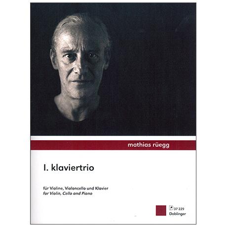 Rüegg, M.: 1. Klaviertrio – ...ein Spiel auf mehreren Ebenen. (2006)