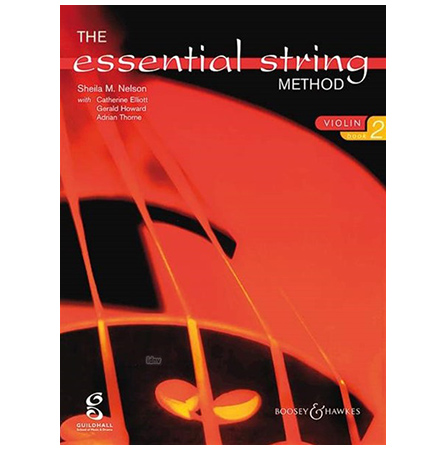 Nelson, S. M.: The Essential String Method Vol. 2 – Violin