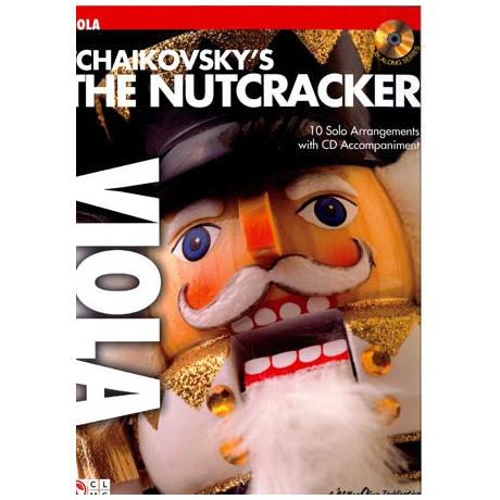 Tschaikowsky, I.P.: Nussknacker (+CD)